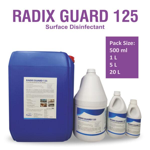 Radix Guard 125