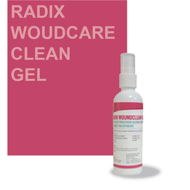 Wound Care Clean Gel
