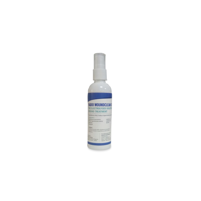 RADIX WOUND CARE CLEAN SLOUTION