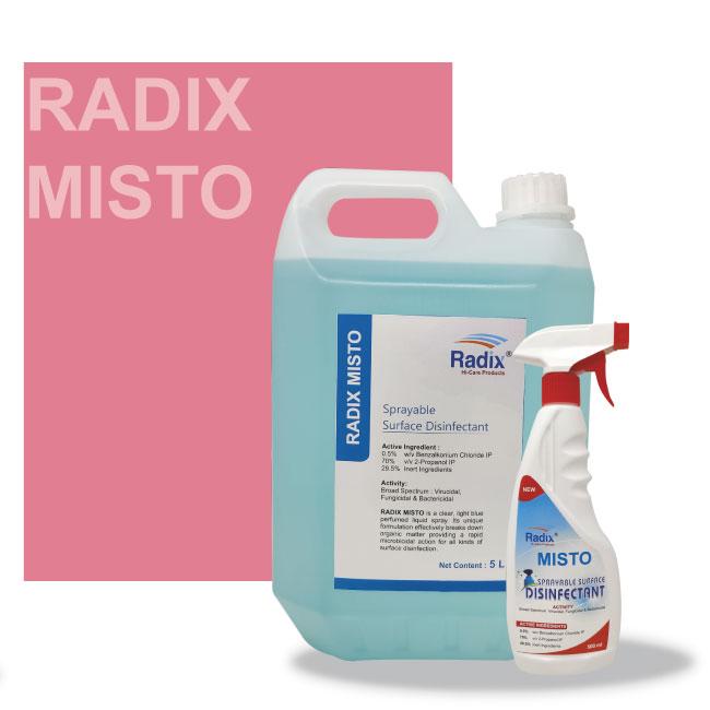 RADIX Misto