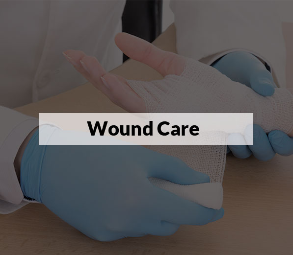 Wound Care, Products