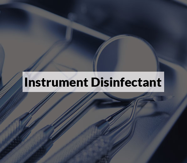 Instrument Disinfectant, Products