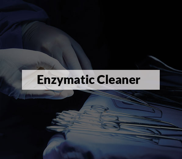 Enzymatic Cleaner, Products