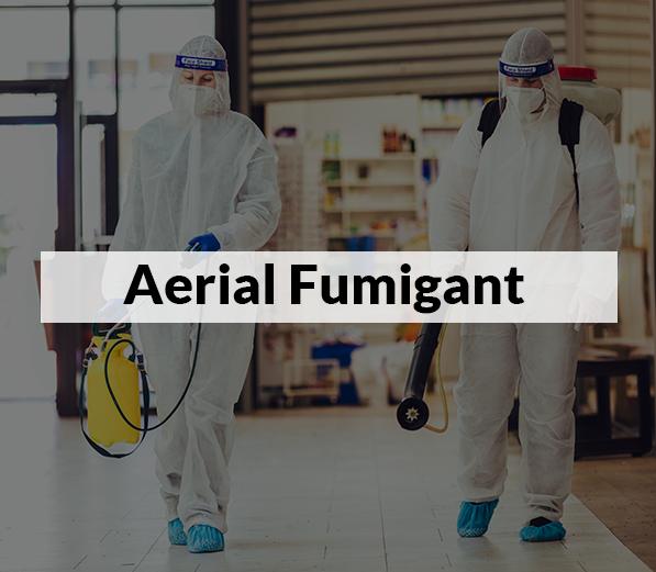 Aerial Fumigant , Radix Hi Care Products