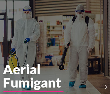 Aerial Fumigant , Radix Hi Care Products