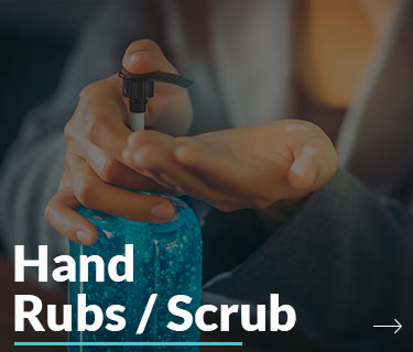 Hand Rubs, Radix Hi Care Products