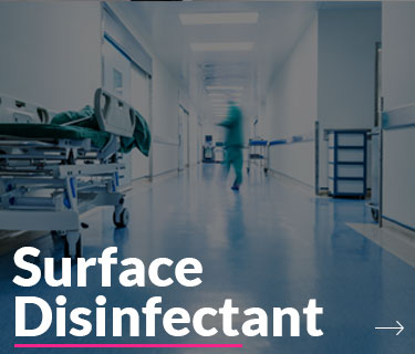 Surface Disinfectant, Radix Hi Care Products